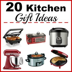 20 Kitchen Gift Ideas- Gift Guide for Busy Home Cooks