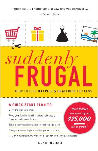 Suddenly Frugal- Top 10 Frugal Living Books- Want to change your finances? Then you need to read the right books! These 10 frugal living books will help you get control of your money! These make great gifts for college students, teenagers, and anyone wanting to improve their finances!