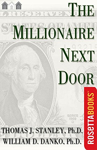 The Millionaire Next Door- Top 10 Frugal Living Books- Want to change your finances? Then you need to read the right books! These 10 frugal living books will help you get control of your money! These make great gifts for college students, teenagers, and anyone wanting to improve their finances!