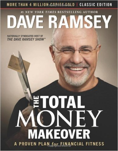 The Total Money Makeover- Top 10 Frugal Living Books- Want to change your finances? Then you need to read the right books! These 10 frugal living books will help you get control of your money! These make great gifts for college students, teenagers, and anyone wanting to improve their finances!