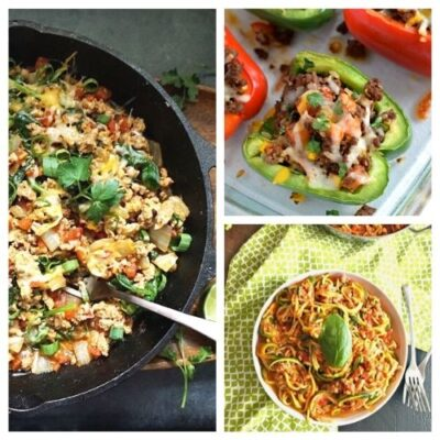 10 Delicious Low-Calorie Dinner Recipes