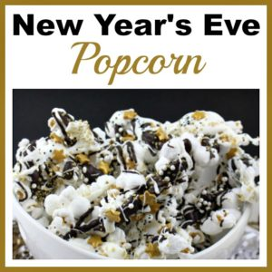 New Year's Eve Popcorn