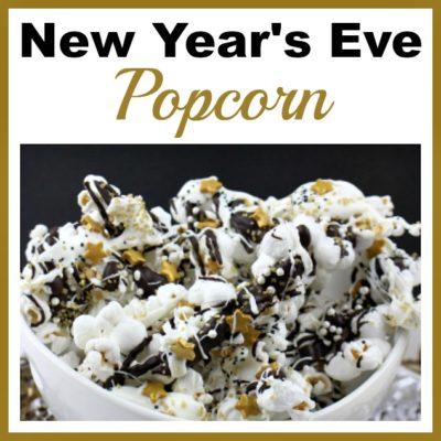 New Year's Eve Popcorn