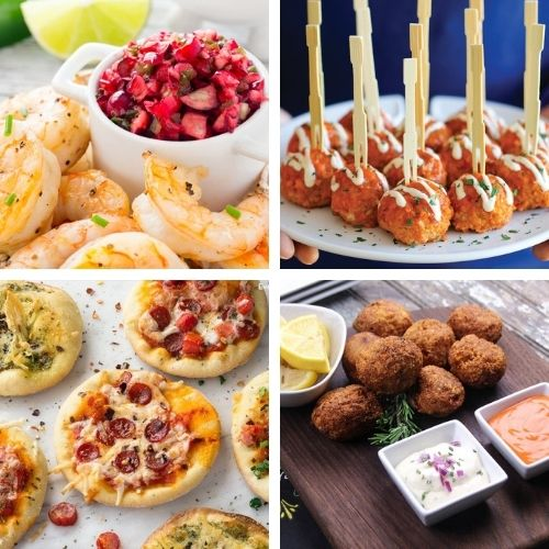 20 Sports Game Watch Party Recipes- These delicious game watch party appetizers are perfect for feeding a crowd! You definitely have to include some of these appetizers in your next game day menu! | #recipes #appetizers #gameDayRecipes #gameDay #ACultivatedNest