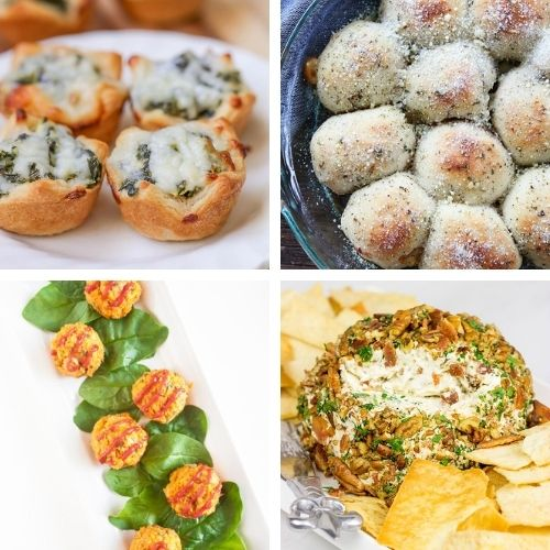 20 Sports Game Day Recipes- These delicious game watch party appetizers are perfect for feeding a crowd! You definitely have to include some of these appetizers in your next game day menu! | #recipes #appetizers #gameDayRecipes #gameDay #ACultivatedNest
