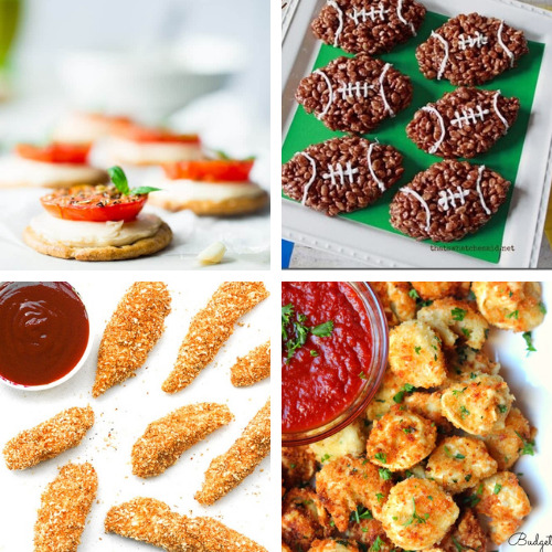 20 Creative and Easy To Make Game Watch Party Appetizer Ideas- These delicious game watch party appetizers are perfect for feeding a crowd! You definitely have to include some of these appetizers in your next game day menu! | #recipes #appetizers #gameDayRecipes #gameDay #ACultivatedNest