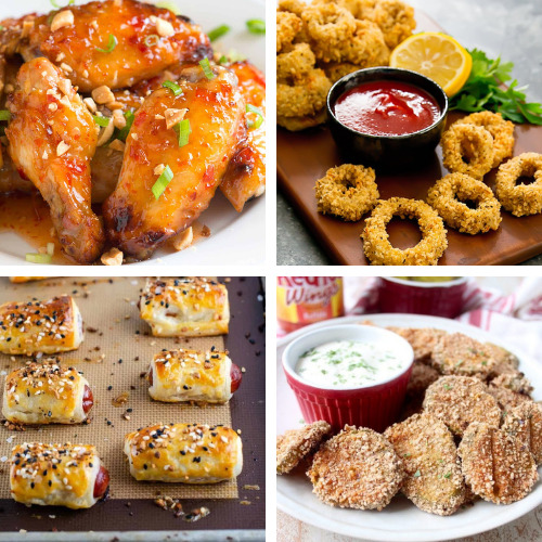 20 Sports Game Watch Party Appetizer Recipes- These delicious game watch party appetizers are perfect for feeding a crowd! You definitely have to include some of these appetizers in your next game day menu! | #recipes #appetizers #gameDayRecipes #gameDay #ACultivatedNest