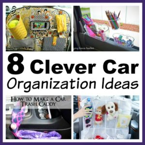 8 Clever Car Organization Ideas