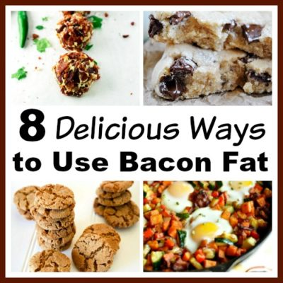 8 Delicious Ways to Use Bacon Fat