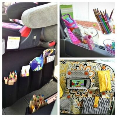 10 Clever Car Organization Ideas