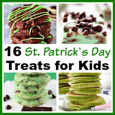 16 Delicious St. Patrick's Day Treats for Kids