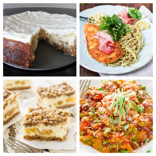 20 Cheesecake Factory Recipe Copycats- Save money and get your favorite Cheesecake Factory dishes at home with these 20 Cheesecake Factory copycat recipes! There are so many delicious copycats to try! | dessert recipes, dinner ideas, #recipe #copycatRecipe #cheesecakeFactory #dinnerRecipes #ACultivatedNest