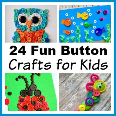 button craft ideas for kids diy projects and craft ideas category a cultivated nest 5976