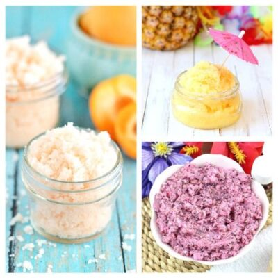 20 Fresh Scented DIY Sugar Scrubs