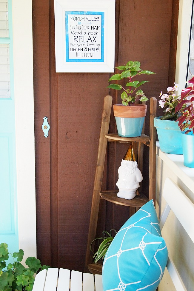 Free Porch Rules Home Decor Printable - Free home decor printables are a great way to decorate your home (and porch) on a budget! They're also a great way to to do a quick fun update to your decor. Free printables, home decor printables, porch decorating, decorating on a budget