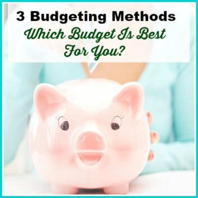 3 Budgeting Styles – Which Budget Is Best For You?