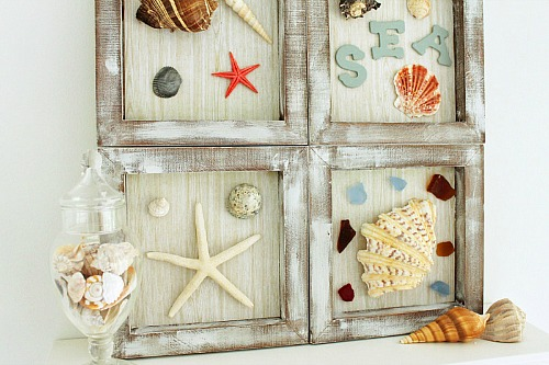 15 Diy Beach Inspired Home Decor Projects So You Can Add A Coastal Vibe To Your