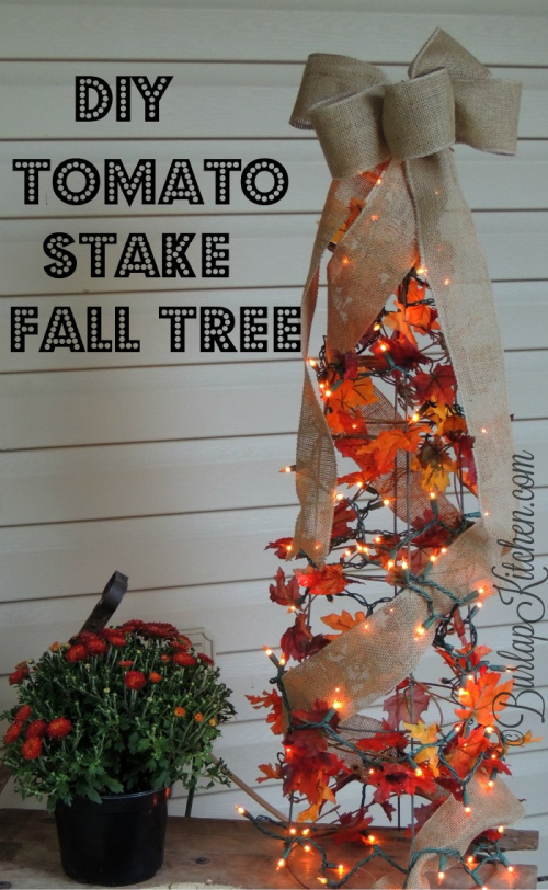 15 Fall DIY Dollar Store Decor Projects- You can add a little autumn warmth to your home's decor on a budget with these DIY fall dollar store home decor projects! | Dollar store crafts, DIY home decor projects, fall crafts, fall home decorating projects, decorating on a budget #dollarStoreDIY #craft #diyProjects #fallDecorating #ACultivatedNest