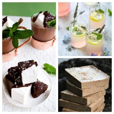 14 Things To Make Using Fresh Mint