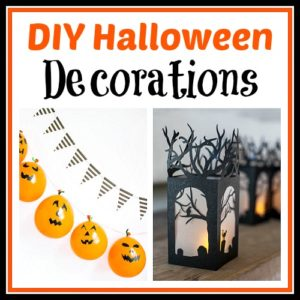15 Frightfully Fun DIY Halloween Decorations