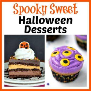 15 Spooky Sweet Halloween Desserts