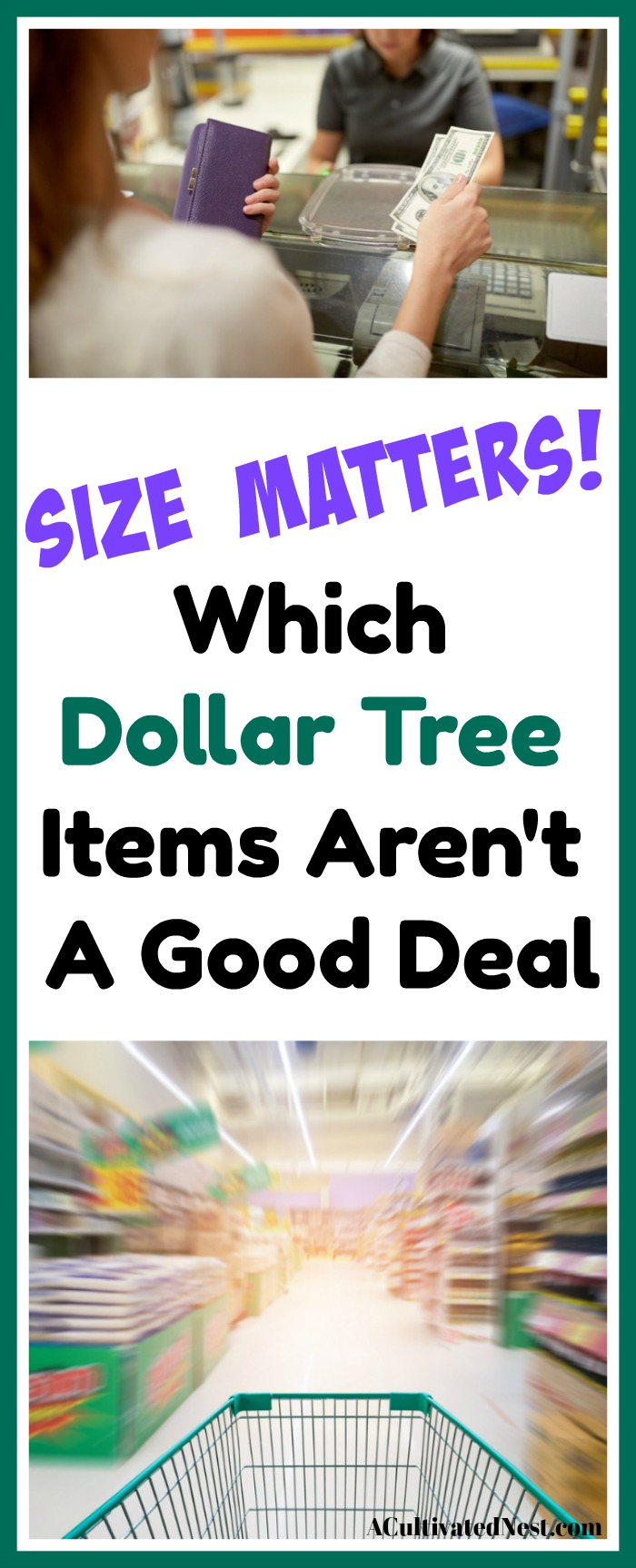 Do you shop at the dollar store? Check out my list to find which Dollar Tree items simply aren't a deal so you can shop smarter! Money Saving Tips, Frugal Living, Living On A Budget, dollar stores #Frugalliving