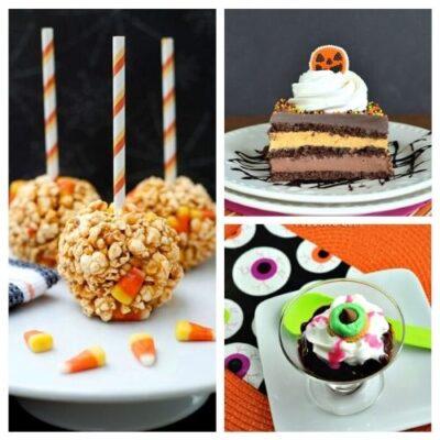 16 Spooky Sweet Halloween Desserts