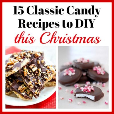 15 Classic Candy Recipes to DIY this Christmas