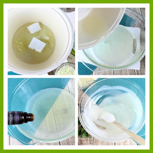 All Natural DIY Vapor Rub- The next time you have a cough or congestion, don't reach for the little blue jar of vapor rub. Instead, make my all natural DIY vapor rub, made with essential oils! It's so quick and easy to make! | natural cough solution, homemade health remedy, #diy #essentialOils #coldRemedy #healthRemedies