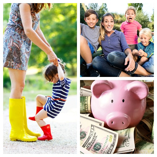 Top 10 Money Saving Tips For Moms: Living On A Budget- I've been a stay at home mom for a long time, and I think I've read every frugal living book out there! Here are my favorite money saving tips for moms! | ways to save money as a single mom, ways for moms to save money, #moneySavingTips #frugalLiving #saveMoney #sahm #stayAtHomeMoms #frugality #frugal #debtFree #budgeting #ACultivatedNest
