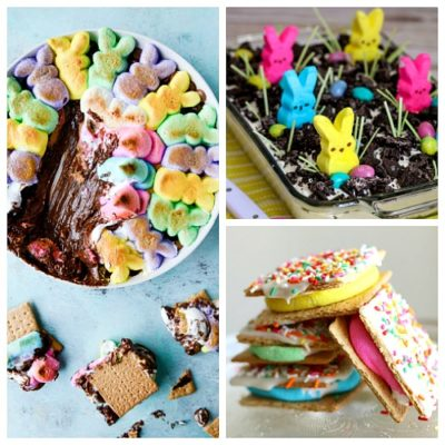 15 Easter Desserts to Make with Peeps