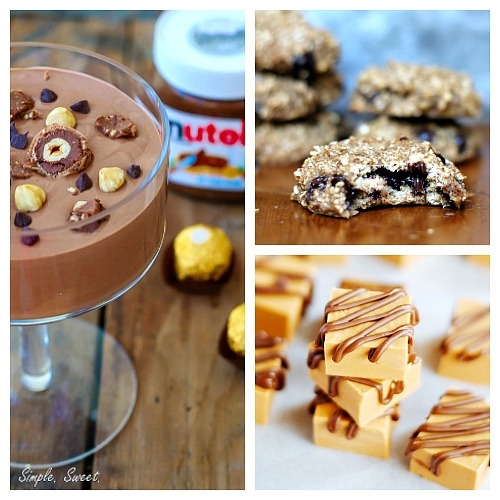 10 Mouth-Watering 2-Ingredient Desserts- It's amazing what tasty treats you can make with just 2 ingredients! For some inspiration, take a look at these 10 delicious 2-ingredient desserts!   #desserts #food #recipes #cookies #brownies #iceCream #macaroons