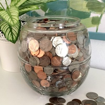 Why You Need a Coin Jar- Saving Egg Money