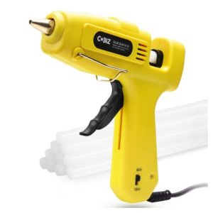 Dual Temperature Full Size Hot Glue Gun with Glue Sticks