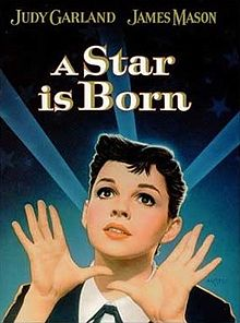 A Housewife's 1950s Movie Watch List- A Star is Born | classic movies to watch, must-see 1950s movies, grandma's favorite movies, what movies to rent, Amazon Instant Video, #movies #films #watchlist #1950s