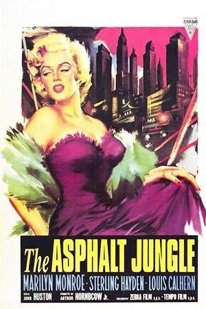 A Housewife's 1950s Movie Watch List- The Asphalt Jungle | classic movies to watch, must-see 1950s movies, grandma's favorite movies, what movies to rent, Amazon Instant Video, #movies #films #watchlist #1950s