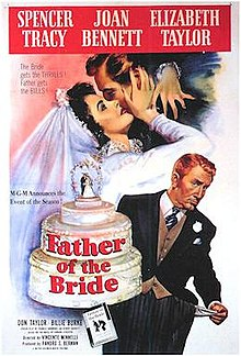 A Housewife's 1950s Movie Watch List- Father of the Bride | classic movies to watch, must-see 1950s movies, grandma's favorite movies, what movies to rent, Amazon Instant Video, #movies #films #watchlist #1950s