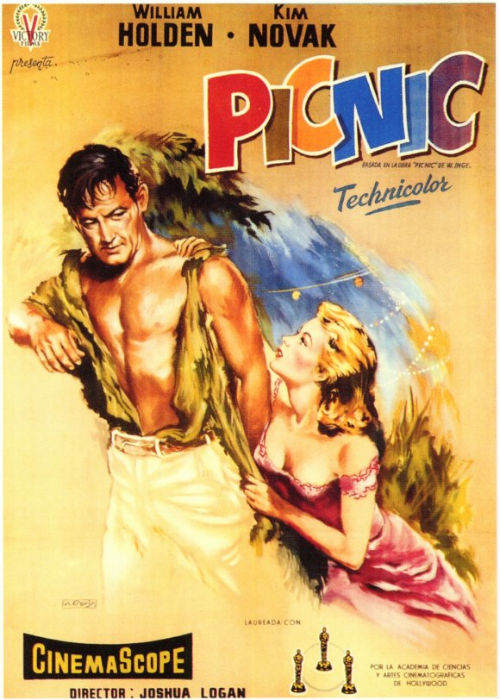 A Housewife's 1950s Movie Watch List- Picnic | classic movies to watch, must-see 1950s movies, grandma's favorite movies, what movies to rent, Amazon Instant Video, #movies #films #watchlist #1950s