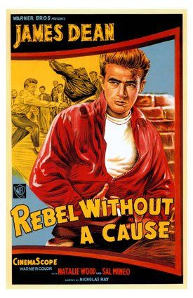 A Housewife's 1950s Movie Watch List- Rebel Without a Cause | classic movies to watch, must-see 1950s movies, grandma's favorite movies, what movies to rent, Amazon Instant Video, #movies #films #watchlist #1950s