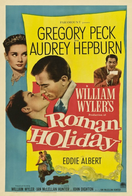 A Housewife's 1950s Movie Watch List- Roman Holiday | classic movies to watch, must-see 1950s movies, grandma's favorite movies, what movies to rent, Amazon Instant Video, #movies #films #watchlist #1950s