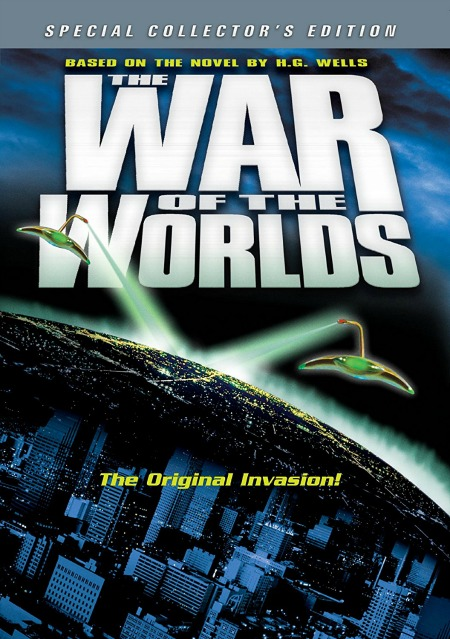 A Housewife's 1950s Movie Watch List- The War of the Worlds | classic movies to watch, must-see 1950s movies, grandma's favorite movies, what movies to rent, Amazon Instant Video, #movies #films #watchlist #1950s