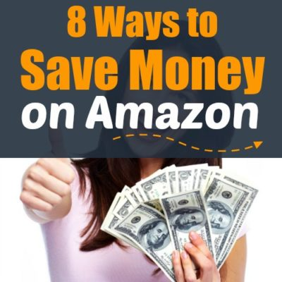 8 Ways to Save Money on Amazon