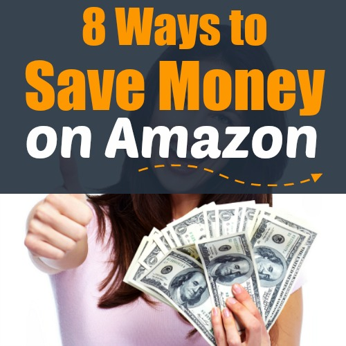8 Ways to Save Money on Amazon- It's possible to save money on Amazon without changing your spending habits. All you need to know are these clever Amazon hacks! So spend less on your next online purchase, and learn these 8 ways to save money on Amazon! | #saveMoney #frugalLiving #moneySavingTips #onlineShopping #moneySaving #frugal #shopping #Amazon