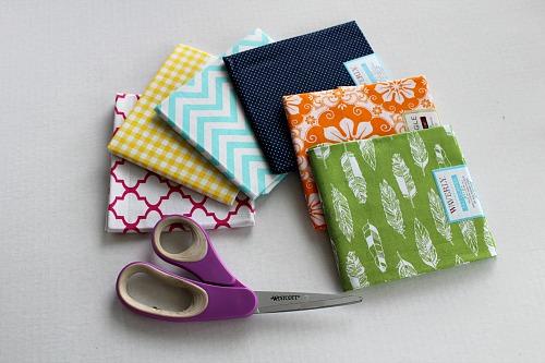 Homemade Cloth Napkins- DIY napkin materials