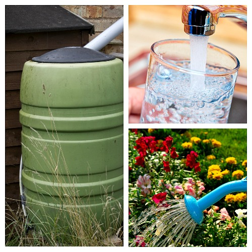 16 Ways to Save Money on Your Water Bill- Don't let your water bill drain your budget! Check out these 16 easy tips and tricks that can help you save money on your water bill!   #waterBill #water #frugal #moneySavingTips #moneySaving #saveMoney #waysToSaveMoney #frugalLiving #reduceWaterUsage #utilities