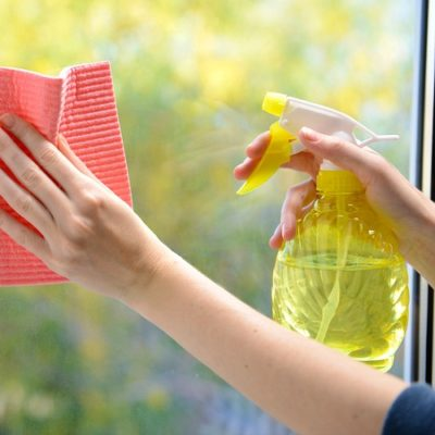 All-Natural Streak-Free DIY Window Cleaner