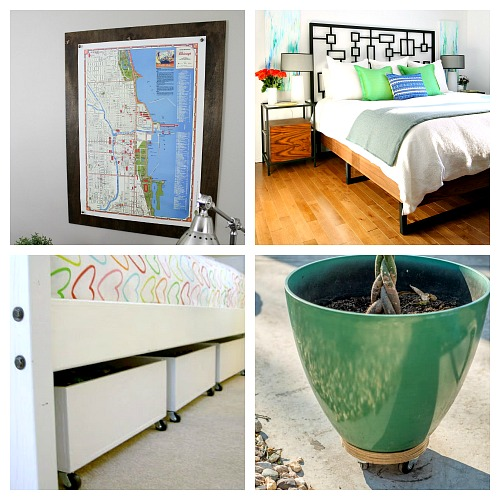 20 DIY Plywood Furniture Ideas- It's easy to make any furniture you want if you know how to work with plywood! For inspiration, check out these 20 DIY plywood furniture ideas! | #DIY #DIYProject #plywood #furniture #decor #woodworking #plans