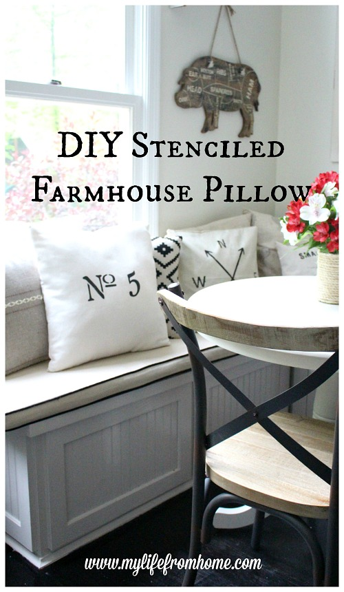 Make Your Own Farmhouse Style Decor- There's no need to spend hundreds or thousands of dollars to give your home the farmhouse look that you want! Instead, check out these thrifty tips and DIY farmhouse decor ideas! | #farmhouse #DIY #farmhouseDecor #farmhouseStyle #diyProject #fixerUpper #saveMoney #moneySavingTips #frugalLiving #frugal #ACultivatedNest