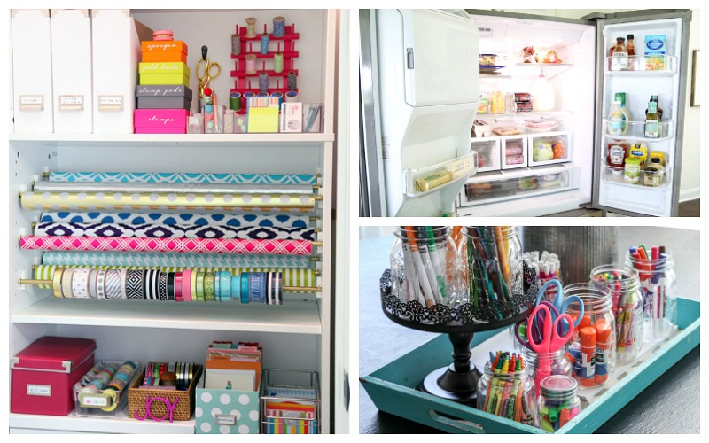 16 Genius Home Organization Hacks