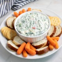 Slow Cooker Spinach Dip